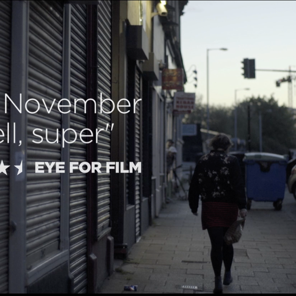 Douglas King - Super November Trailer Launch