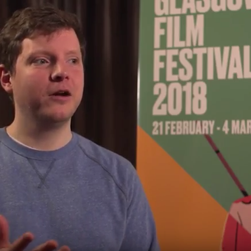 Douglas King - Glasgow Film Festival Interview