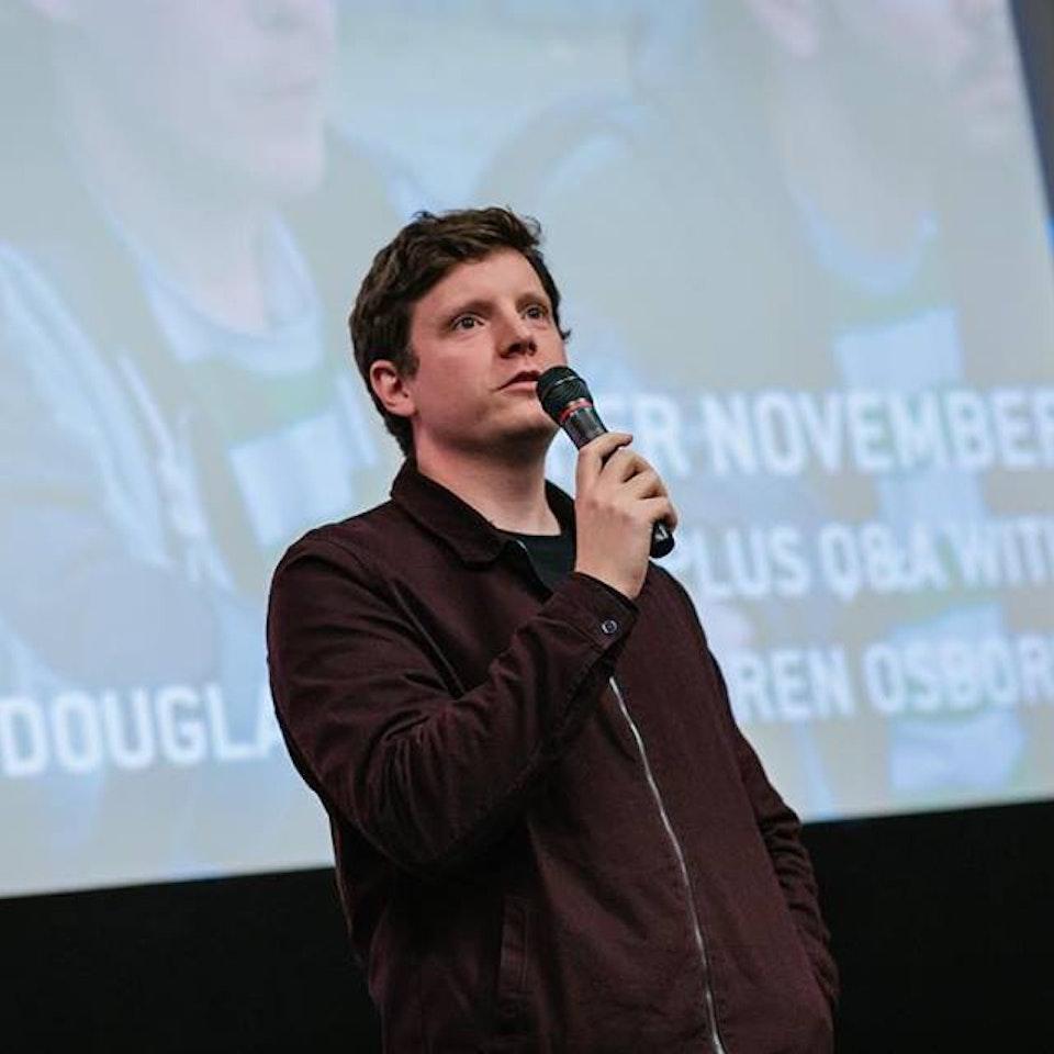 Douglas King - Dublin Film Festival