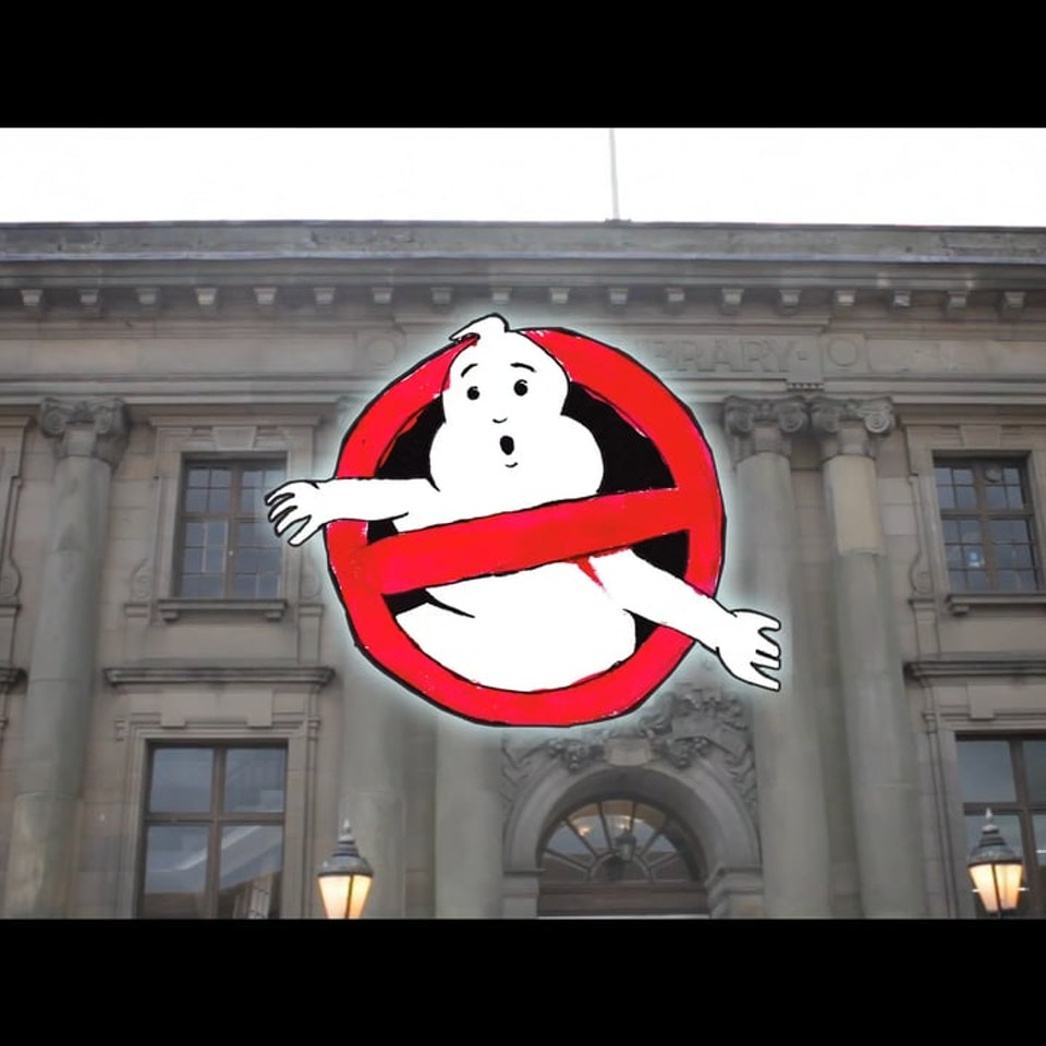 Douglas King - Ghostbusters