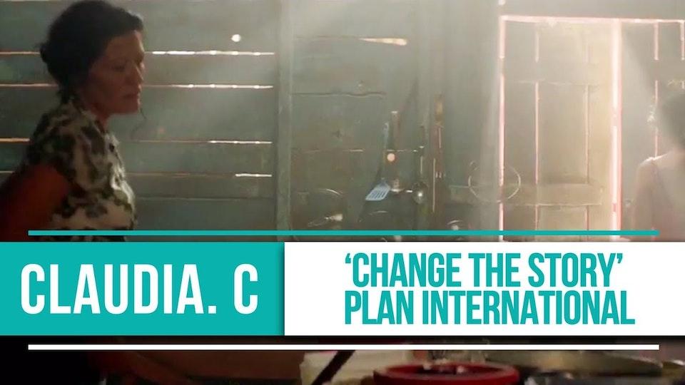 PLAN INTERNATIONAL - Change the Story -
