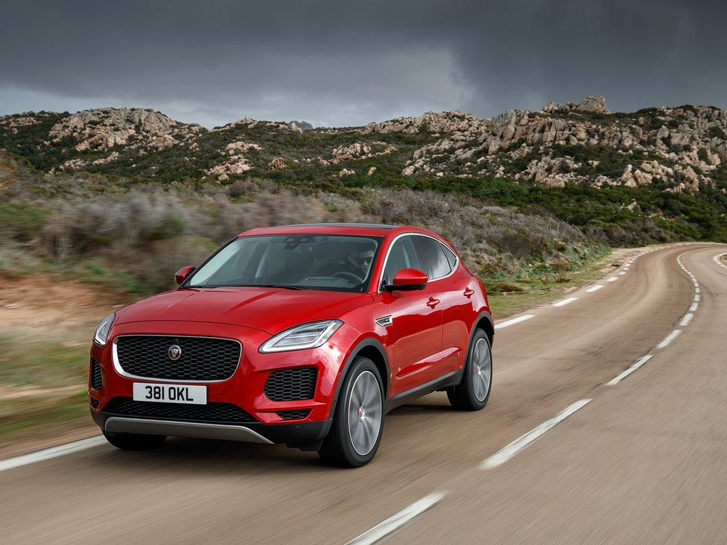JAGUAR E PACE - Bend the Rules