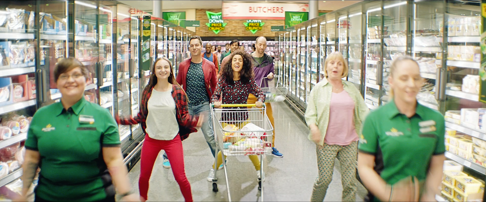 MORRISONS - Way Down -