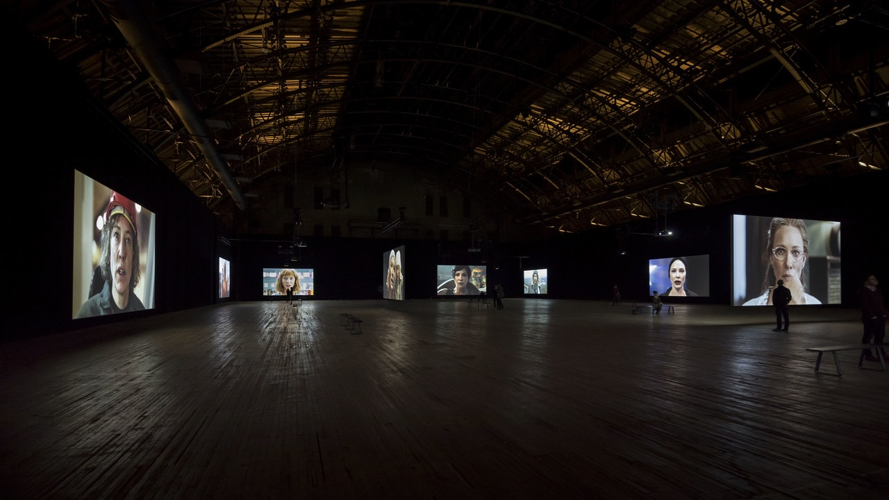 MANIFESTO - The Installation, The Armory, Park Avenue, NYC