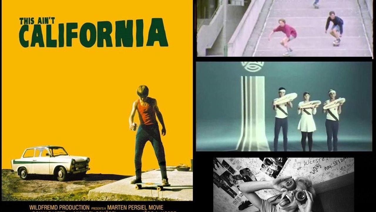 THIS AIN'T CALIFORNIA -