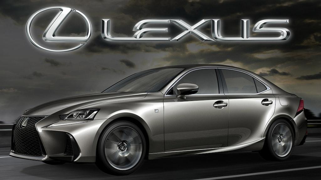 Lexus Ad Campaign