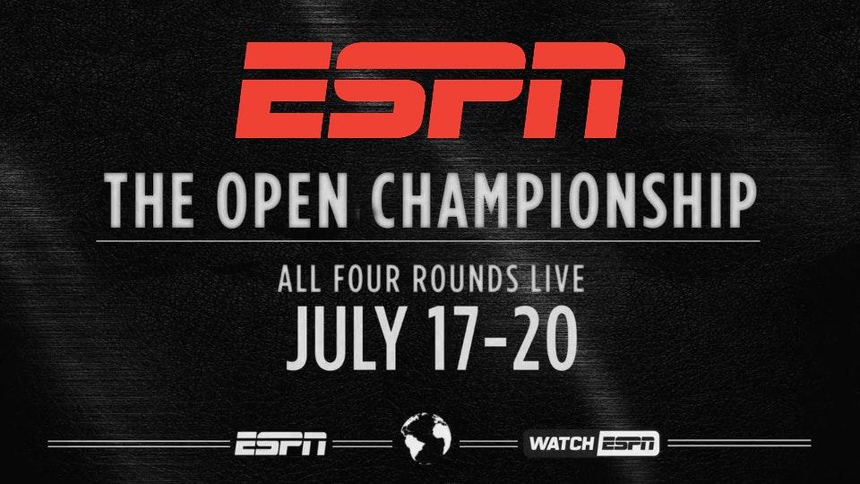 British Open Championship - ESPN