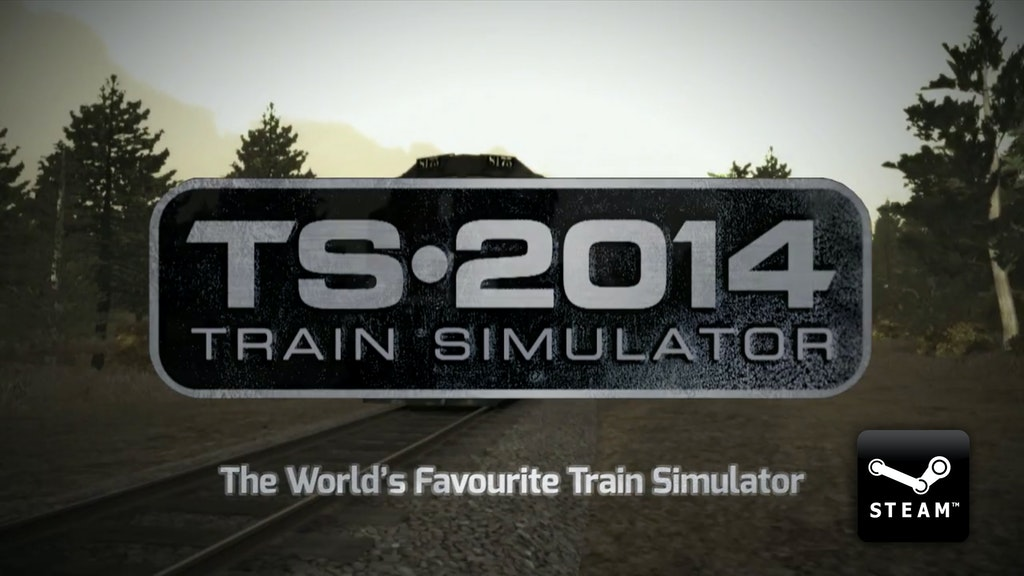 Train Simulator TS2014