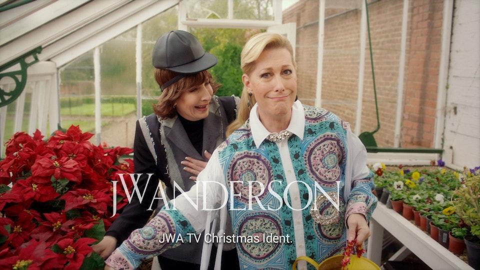JWA TV - Christmas Ident.
