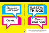 People Tell Me Things paperback cover