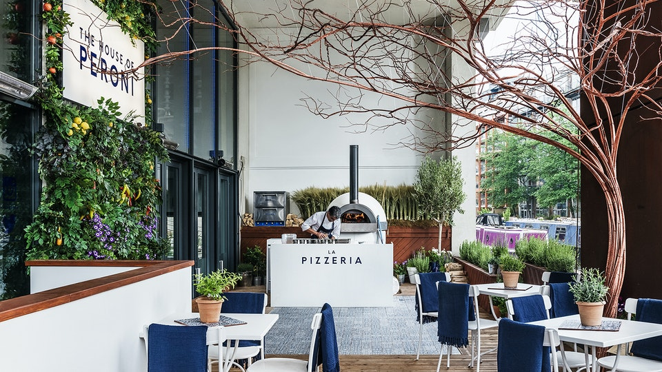 Twisted Beauty takes root on the Haggerston Riviera