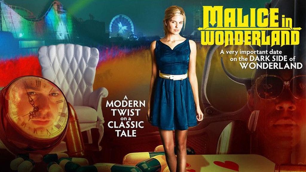 'MALICE IN WONDERLAND'  Trailer