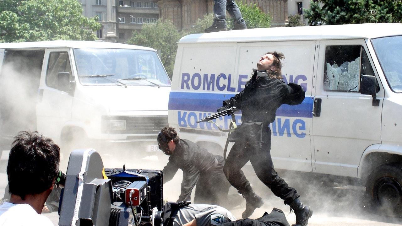7 SECONDS - Shootout Scene -