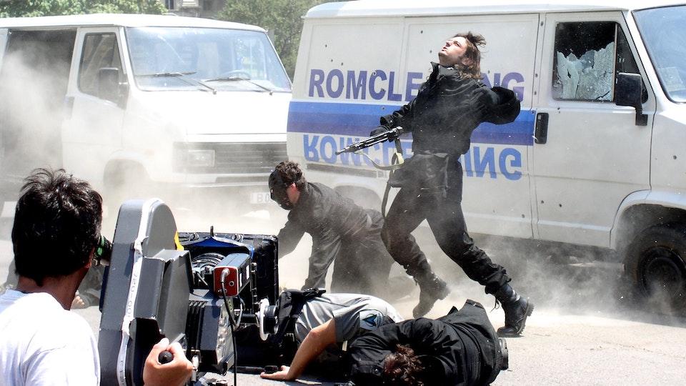 7 SECONDS - Shootout Scene