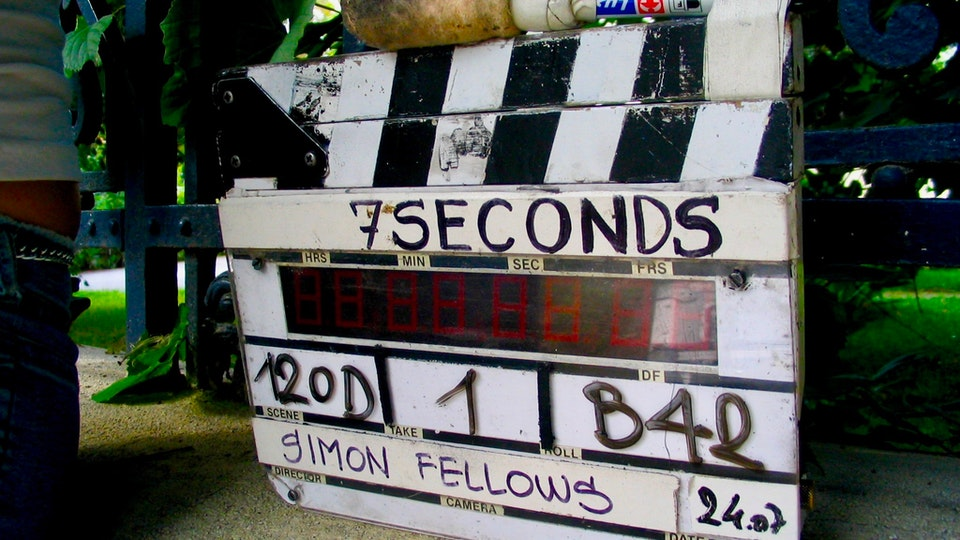 7 SECONDS (Crazy long car chase!) -