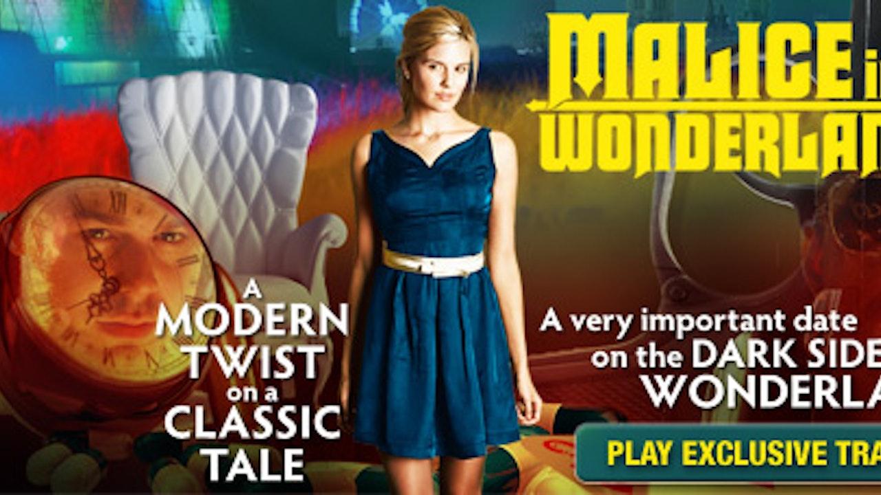 MALICE IN WONDERLAND - 'Whitey, Harry & Hattie' scene -