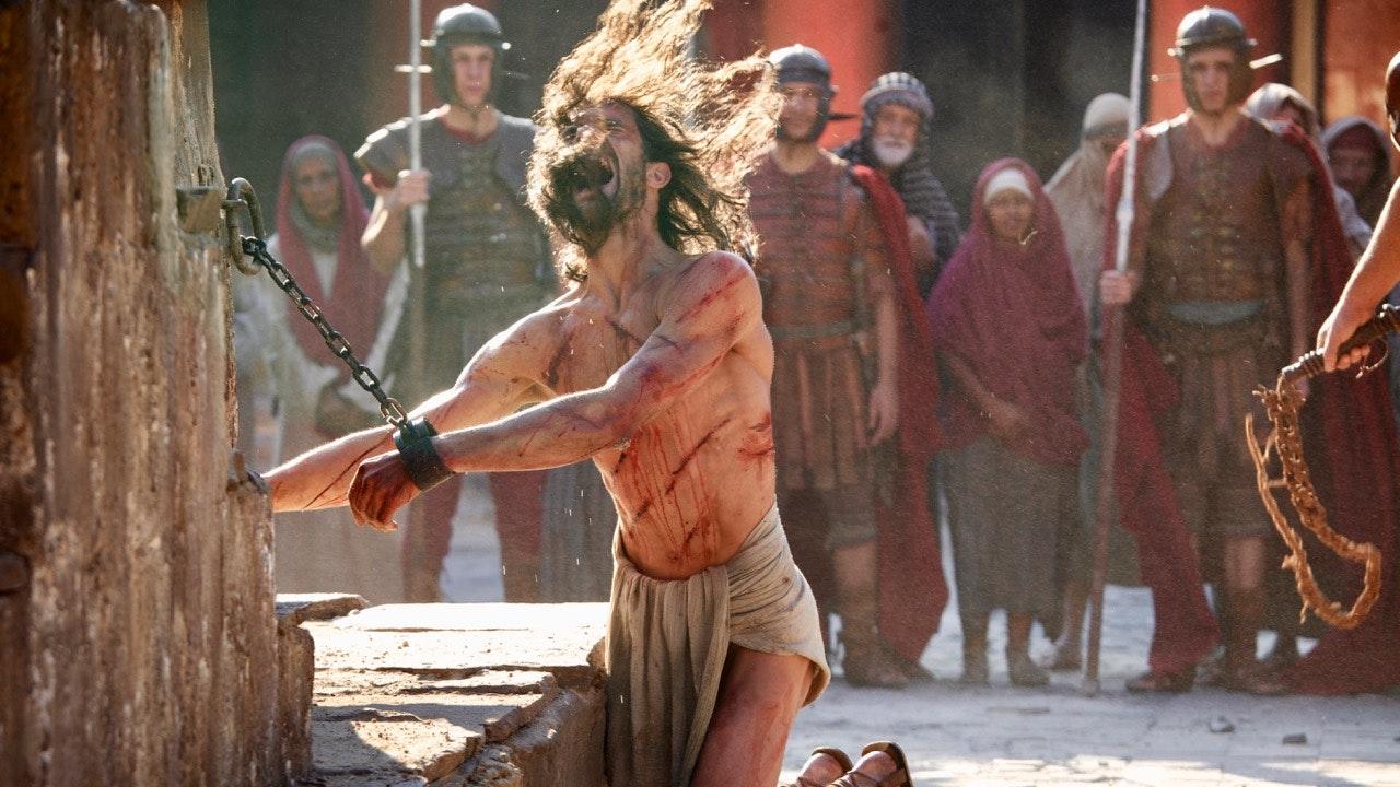 GOD THE FATHER - Via Dolorosa sequence -