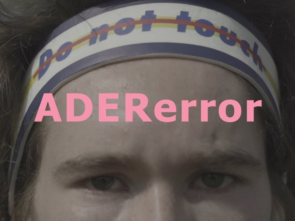 ADER ERROR - A MISE EN SCENE #1 : HEALTHY BOY (OFFICIAL FASHION FILM)