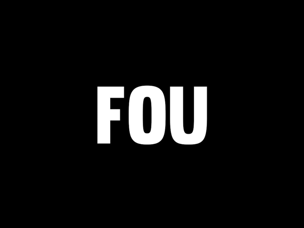 FOU CLOTHING - BRAND VIDEO