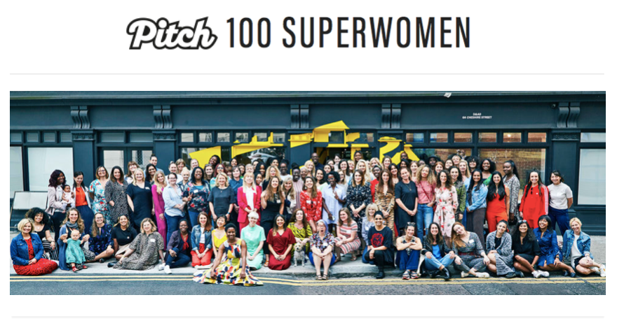 MD/EP Clare Timms makes it to the 'Pitch Top 100 Women in Advertising'