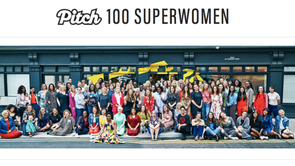 Darling - MD/EP Clare Timms makes it to the 'Pitch Top 100 Women in Advertising'