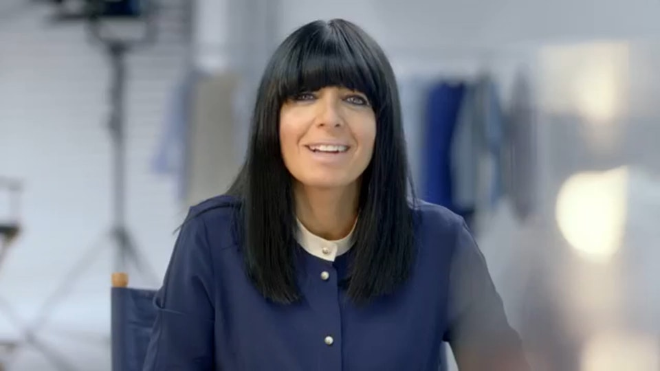 Tom Clarkson Claudia Winkleman Answers Quickfire Questions Head & Shoulders