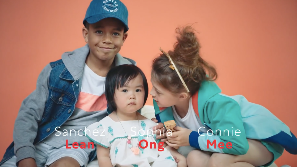 Darling - Cristiana Miranda celebrates International Children's Day with a unique lyric video