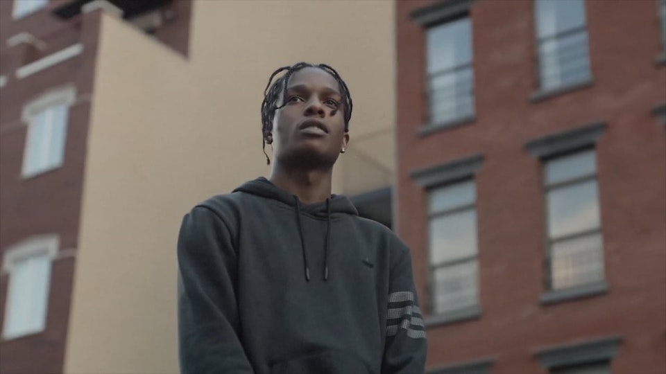 Common Good - Adidas ft. A$AP Rocky - Tubular Sneaker