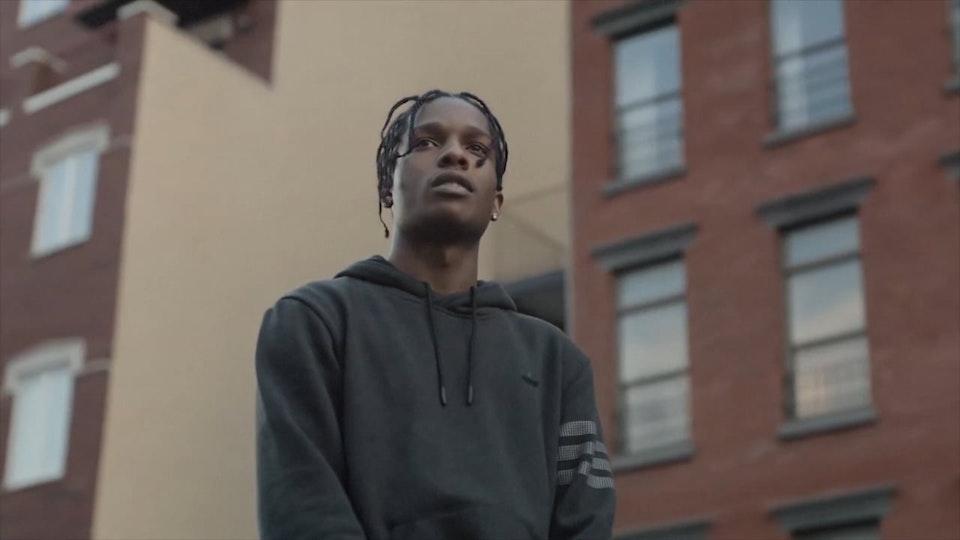 Common Good Adidas ft. A$AP Rocky - Tubular Sneaker