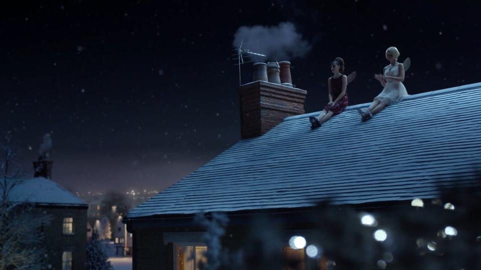 Stuart Rideout Marks & Spencer -   Christmas Dinner