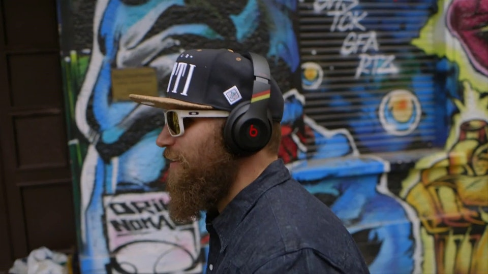 Marcus Lundin - Beats By Dre - Game Before The Game