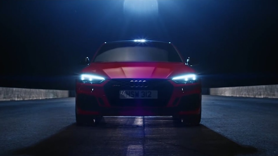 Common Good - Audi RS5 - Slalom