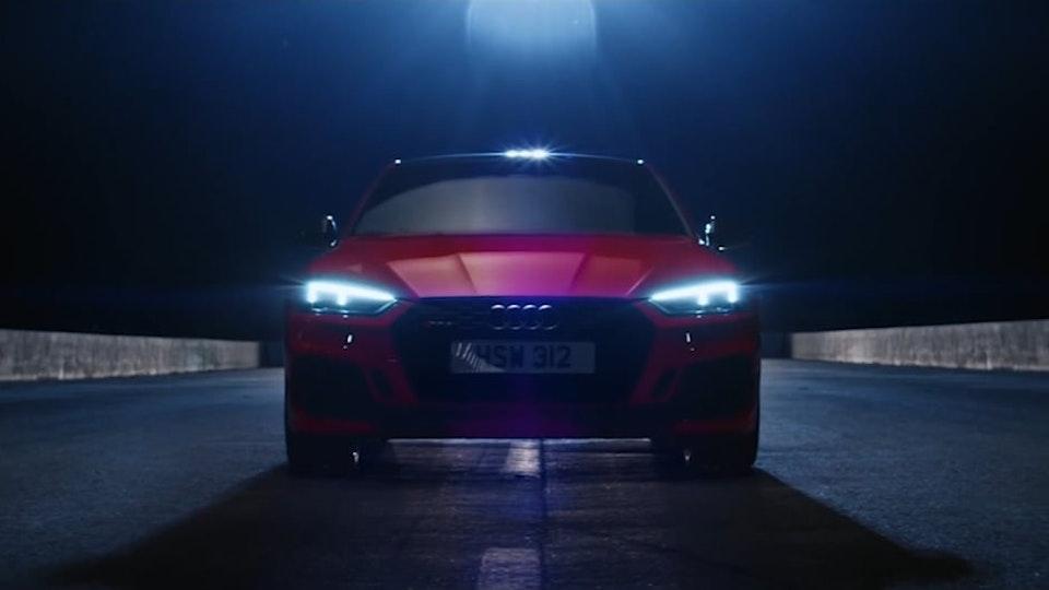 Common Good Audi RS5 - Slalom