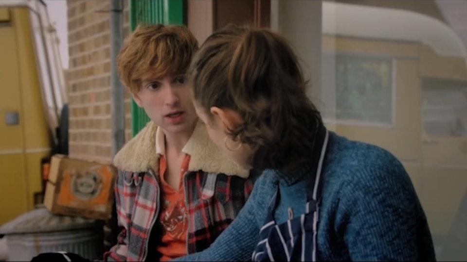Betsan Morris Evans Dusty and Me - Trailer