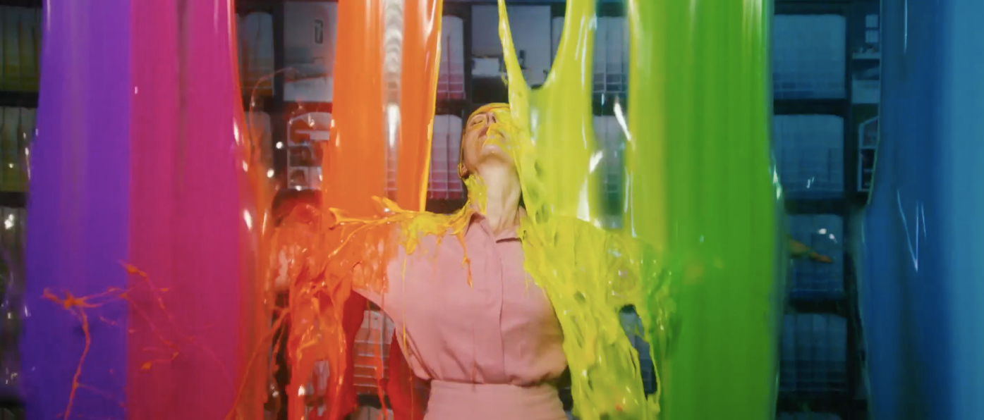 Andre Maat's Hornbach smashes it at the New York Ad Festival