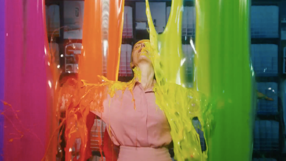 Darling - Andre Maat's Hornbach smashes it at the New York Ad Festival