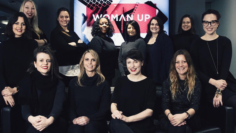 Woman Up Launches