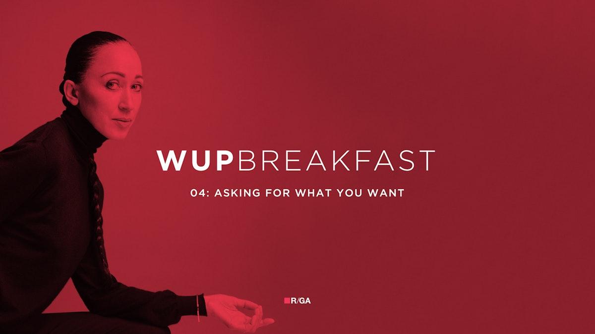 WUP Breakfast