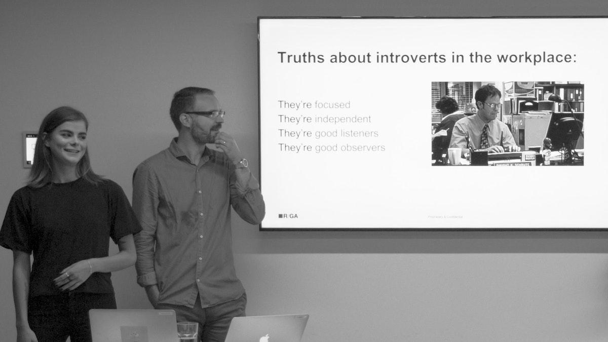 Breakfast: introverts