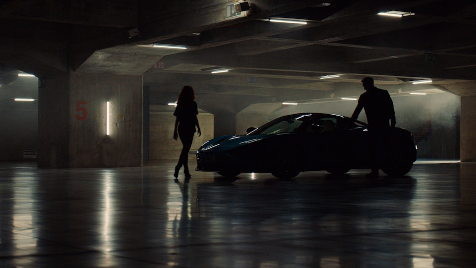 Youngster London | VFX | Colour - MCLAREN 720S - OUT OF THE SHADOWS