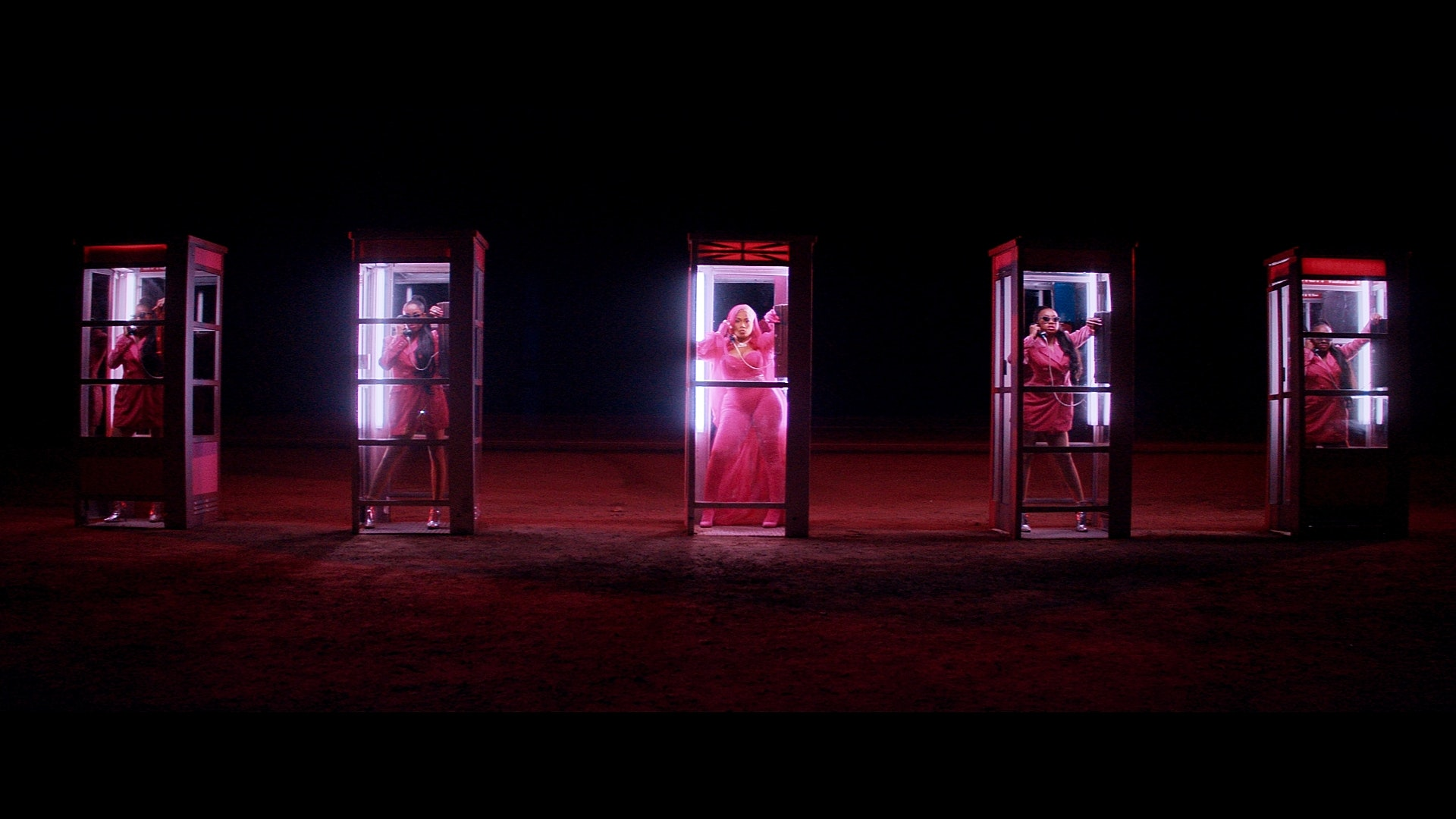 Stefflon Don feat. Lil Baby - Phone Down