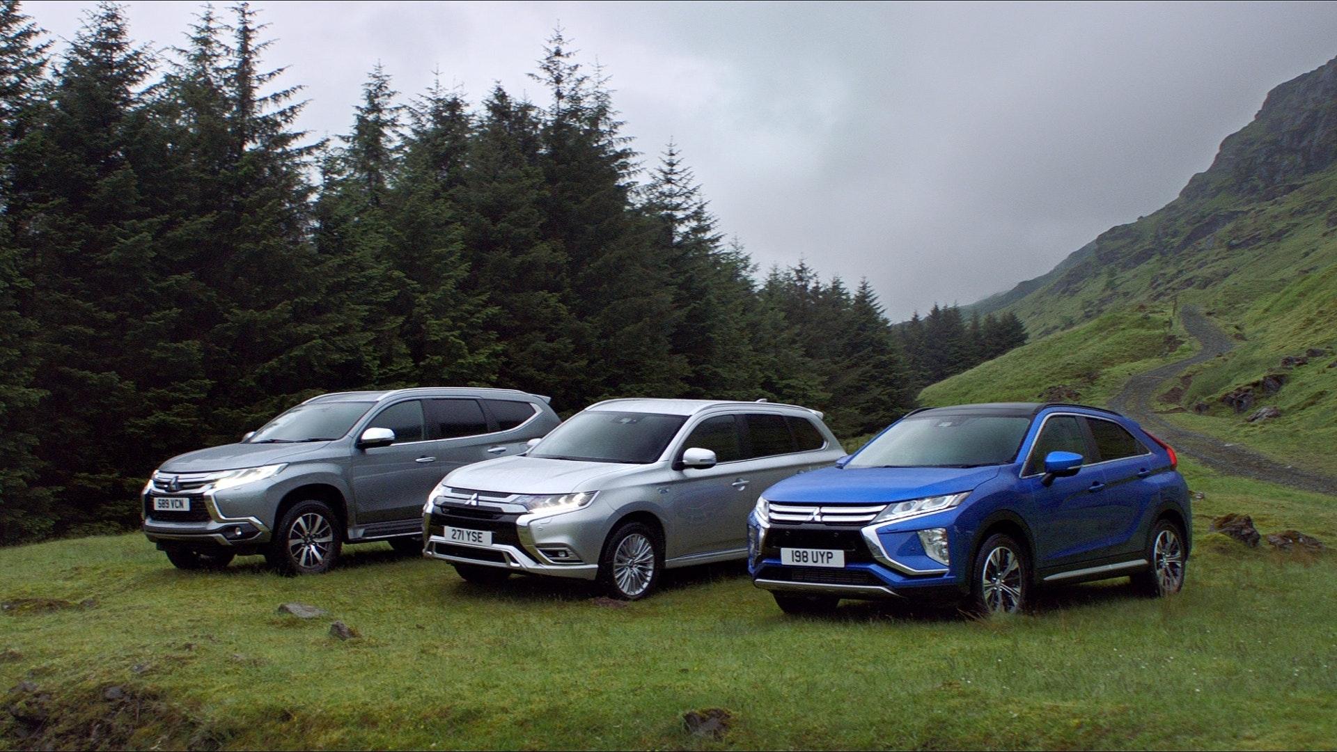 Mitsubishi - Drive Your Ambition
