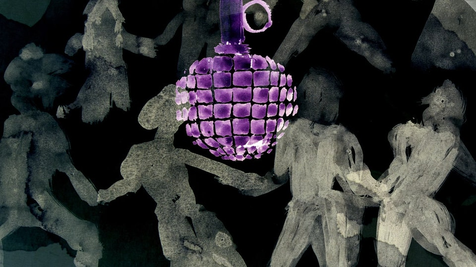 Death Crusade - Rakieta bomba - Music Video