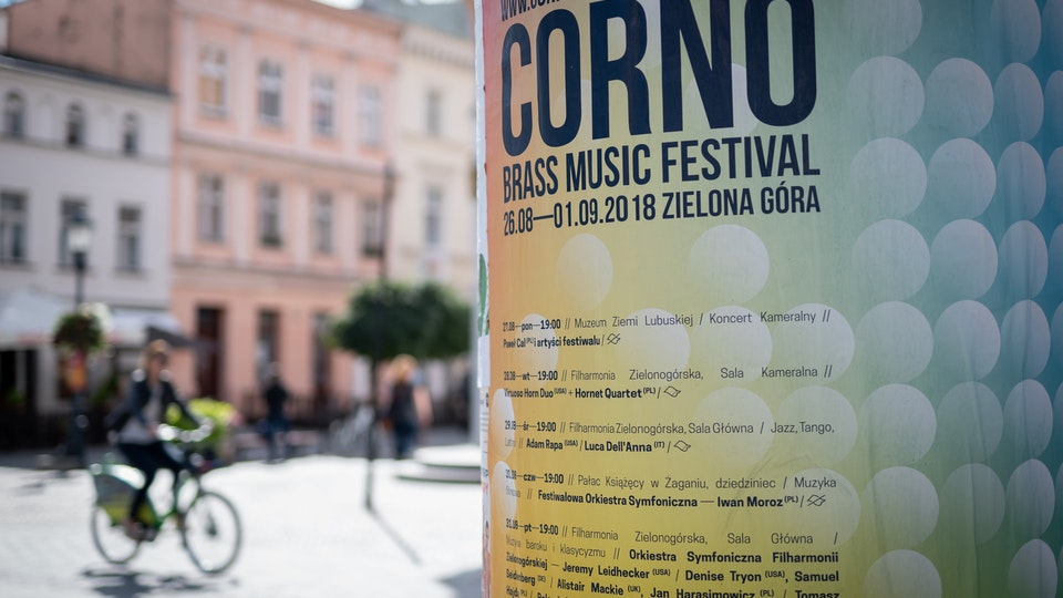Corno Brass Music Festival 2018 - Relacja / Highlights
