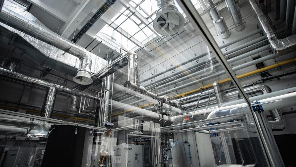 AIC - Heating systems - Fotografia