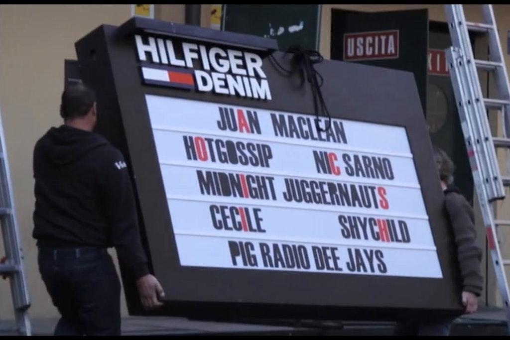 HILFIGER | Milan