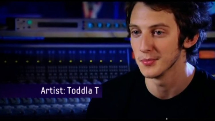 MTV | Digging The Beat | Toddla T