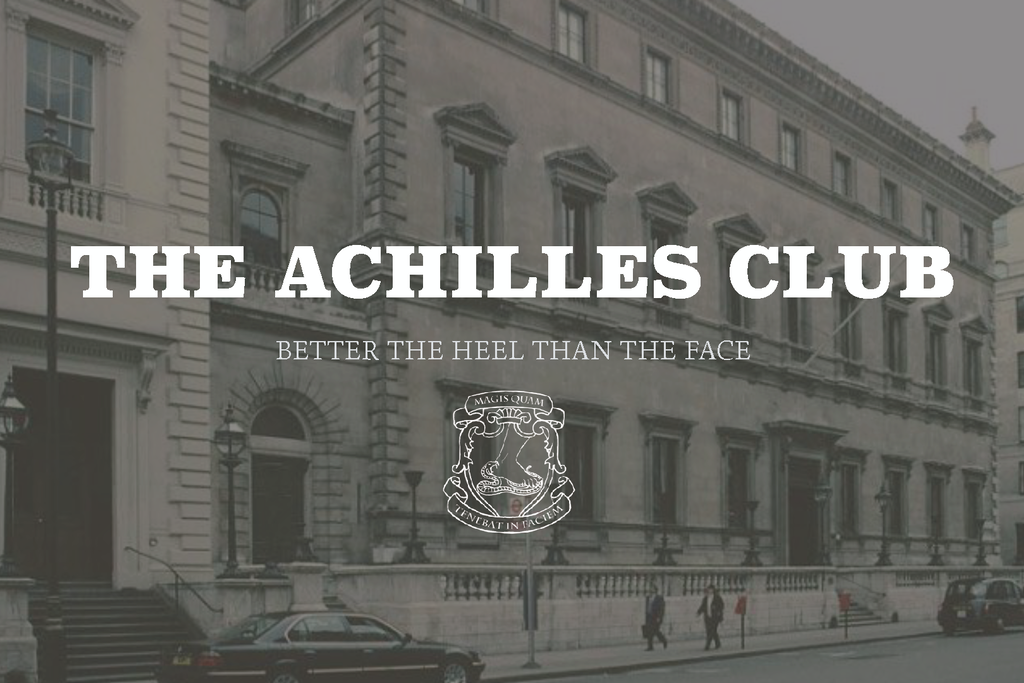 THE ACHILLES CLUB