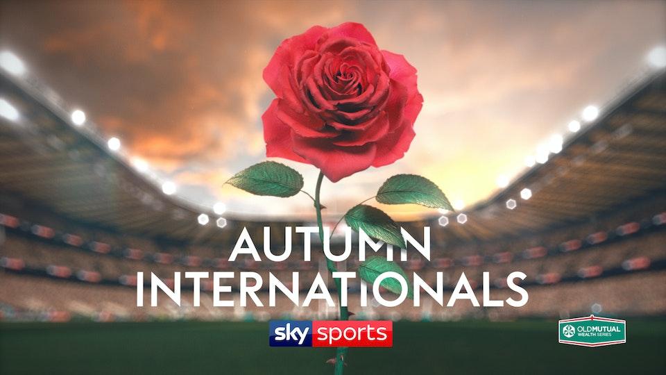 Autumn Internationals 2017 - Title Sequence