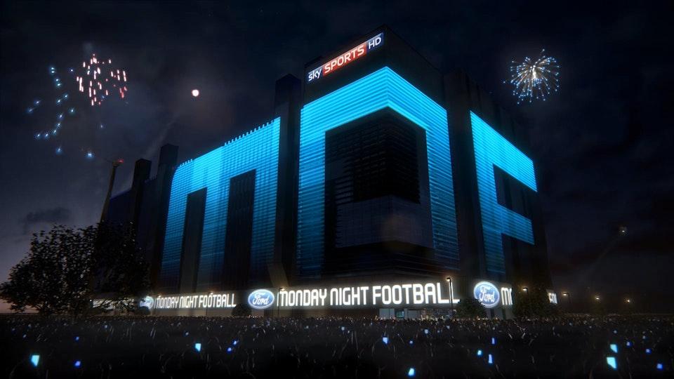 Monday Night Football 'Opening Titles' -